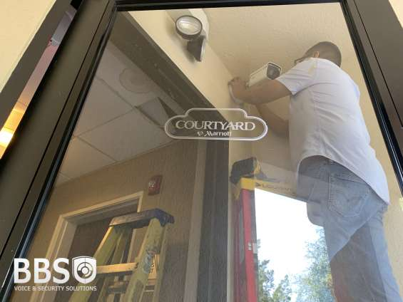 Cctv houston security system installation and maintenance