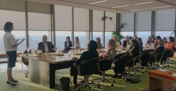 Effective women leadership coaching helps