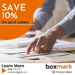 Phoenix flyer printings services in il | boxmark