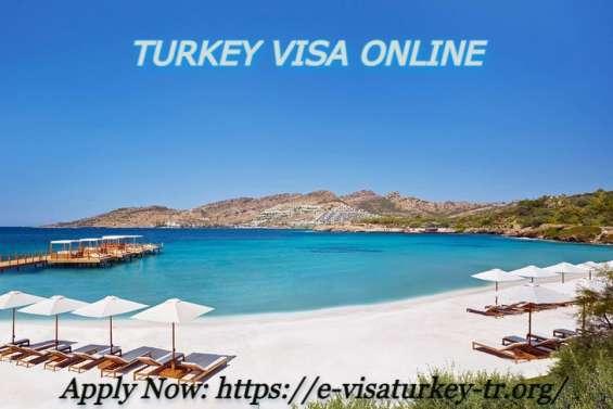 Turkey visa online