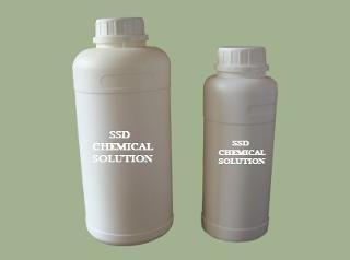 Solución ssd y polvo de activación para limpiar notas negras