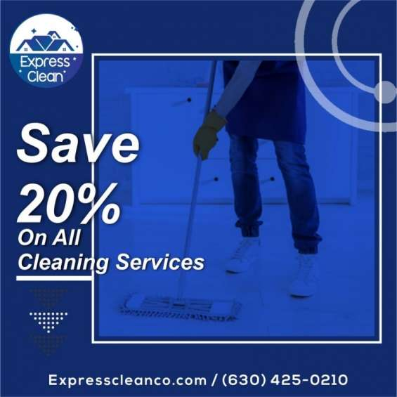 Express clean i residential house cleaning aurora