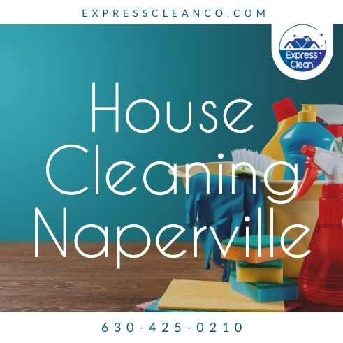 Express clean i residential house cleaning naperville