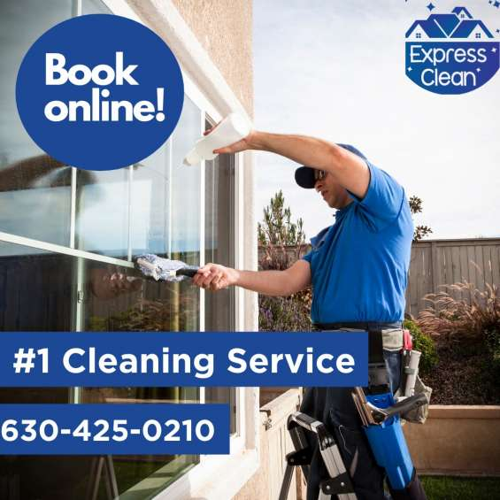 Express clean i apartment cleaning aurora service
